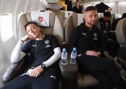 """""""Arsenal"""" futbolçuları Bakıya gəlirlər... - FOTO"""
