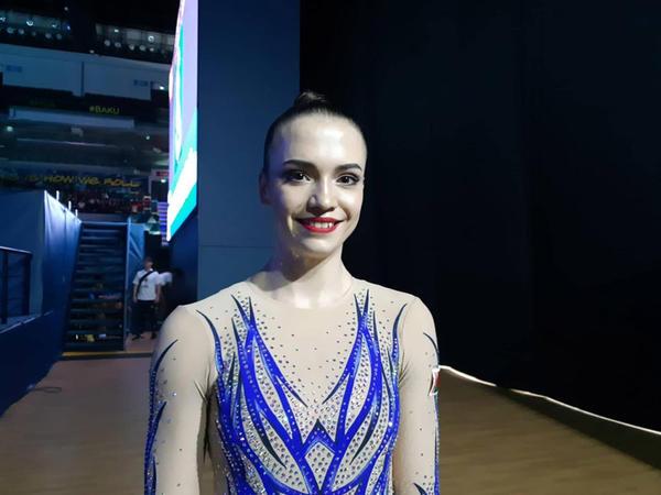 Belarus gimnastı: Bakıda Aerobika gimnastikası üzrə Avropa Çempionatı möhtəşəm keçir