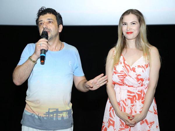 """""""CinemaPlus""""da """"Yaraşıqlı, pis, əclaf"""" filminin Azərbaycan dilində nümayişi keçirilib - VIDEO - FOTO"""