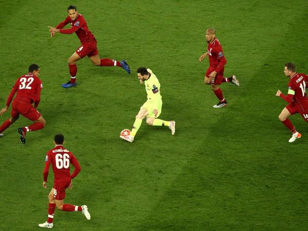 """""""Liverpul""""a məğlubiyyət Valverdenin günahı deyildi, məsuliyyət futbolçulardadır"""" - <span class=""""color_red"""">Messi</span>"""