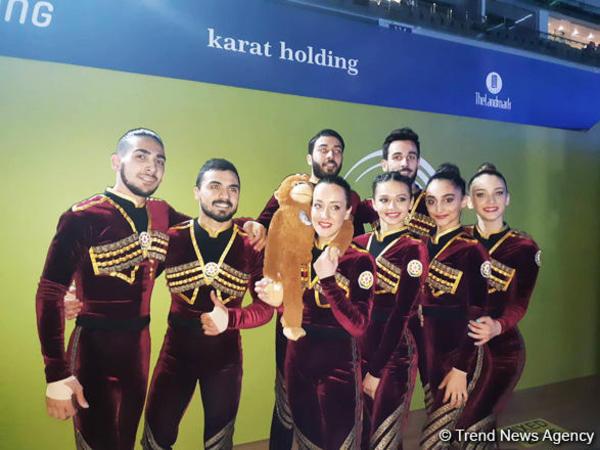 """Azərbaycan gimnastları: """"Hamı məmnundur və nəticədən razıdır"""""""