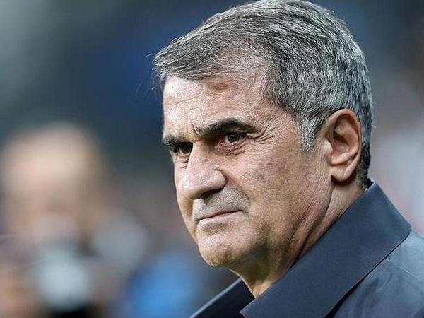 """Şenol Günəş """"Beşiktaş""""dan ayrıldı"""