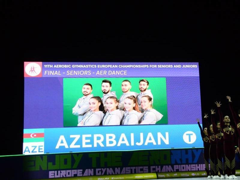 Azərbaycan yığması Avropa çempionu oldu