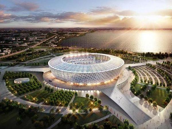 """Avroliqanın finalı ilə bağlı Bakı Olimpiya Stadionunun tamaşaçı tutumu azaldıldı - <span class=""""color_red"""">SƏBƏB</span>"""