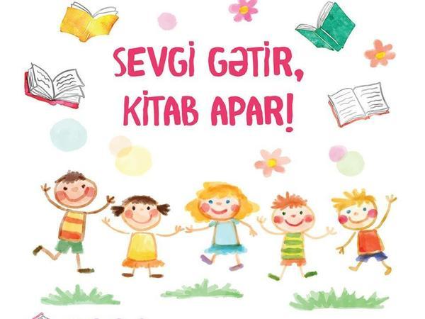 Azərbaycanda uşaqlar üçün qeyri-adi kitab aksiyası başladı…