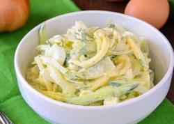 Vitaminli soğan salatı - RESEPT