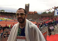 Ramil Quliyevdən növbəti medal