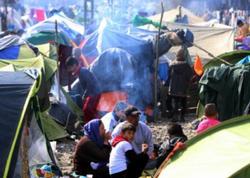 Yunanıstana üz tutan miqrantların sayında artım müşahidə olunur