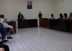 """Sumqayıt Dövlət Dram Teatrında """"Solğun çiçəklər"""""""
