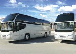 Bayram günlərində avtobuslarla bölgələrə və paytaxta 28 min 400 nəfər daşınıb