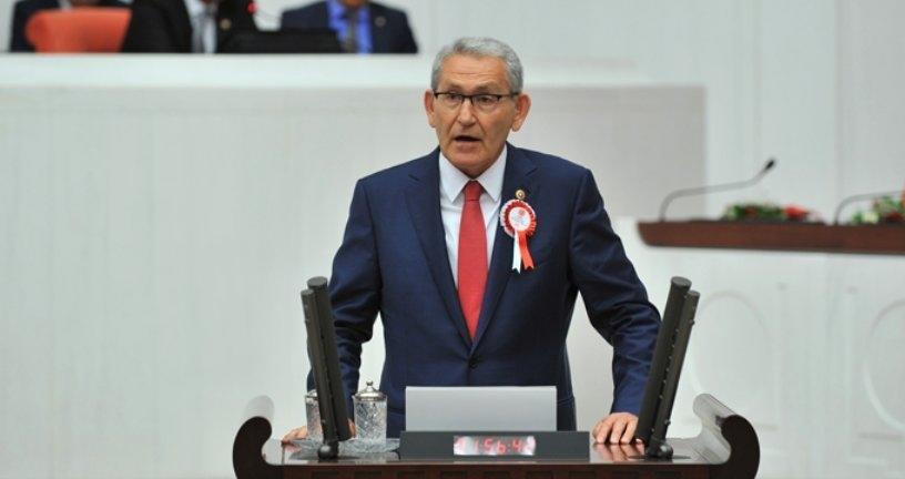 Antalyaya istirahətə gedən CHP-li deputat öldü - Beyninə qan sızıb - FOTO