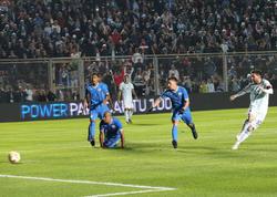 """Messi və Martinesdən dubl, <span class=""""color_red"""">Argentina 5 qolla qalib gəldi - VİDEO</span>"""