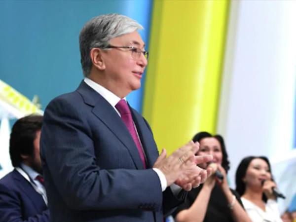 """Tokayev Qazaxıstan prezidenti seçildi - <span class=""""color_red"""">Rəsmi</span>"""