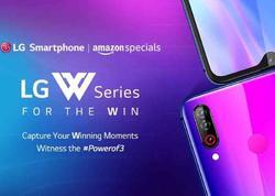 LG W adlı yeni büdcəli seriya - FOTO