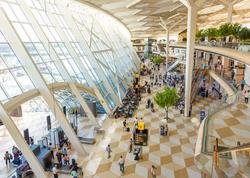 Azərbaycan aeroportlarının sərnişin dövriyyəsi ilk beş ay ərzində 1,85 milyon nəfər təşkil edib