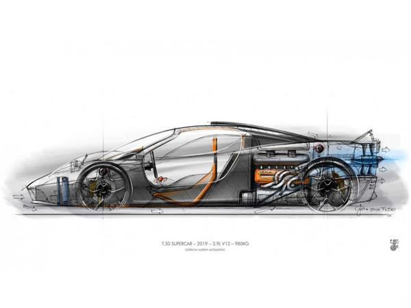 Qordon Marri McLaren F1 modelinin davamçısı haqqında danışıb - VİDEO - FOTO