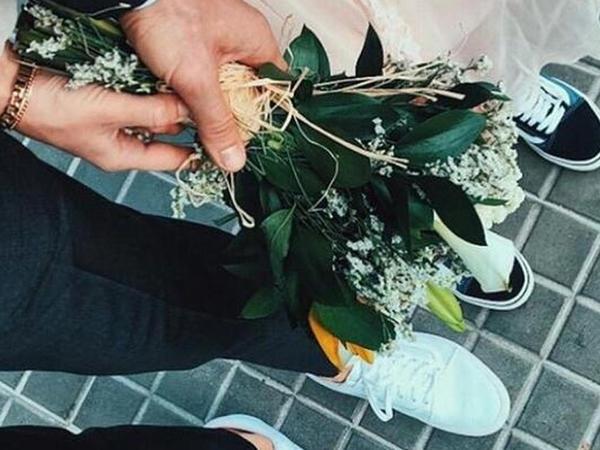 Onlar da evləndi - FOTO