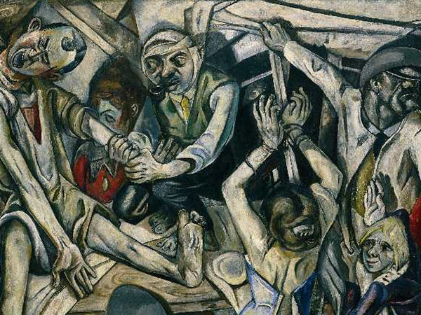 Almaniyanın müəmmalı rəssamı Maks Bekmannın hekayəsi
