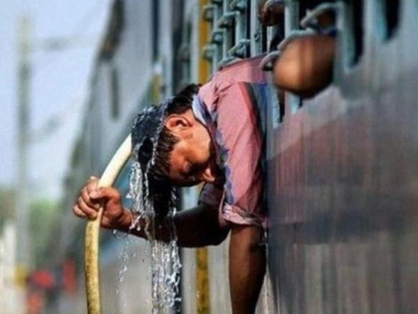 Hindistanda isti hava insanları öldürür