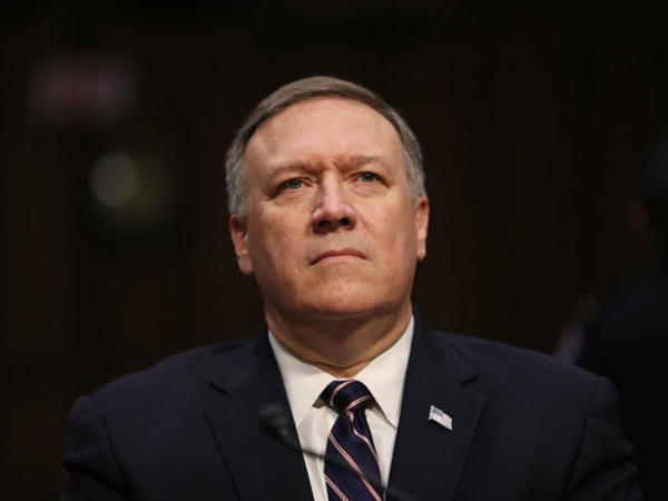 """Pompeo: """"ABŞ İrana qarşı müqavimət göstərmək üçün..."""""""