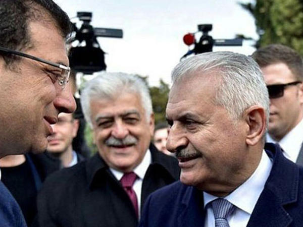 """""""İstanbulu eninə-uzununa müzakirə etdik"""" - <span class=""""color_red"""">Görüşdən sonra açıqlamalar</span>"""
