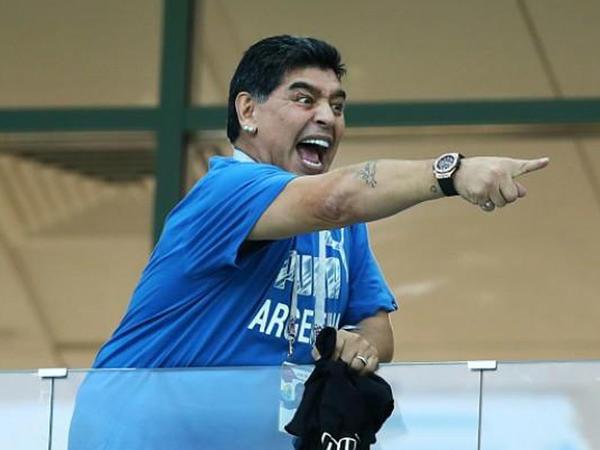 "&quot;Hətta Tonqa millisi də Argentinanı udar&quot;  - <span class=""color_red"">Maradona</span>"