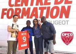 Fransa klubu Messini transfer etdi