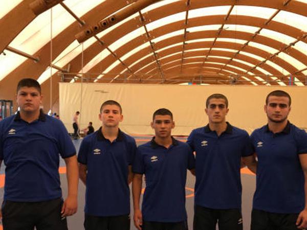 YAÇ-2019: İki yunan-Roma güləşçimiz finalda