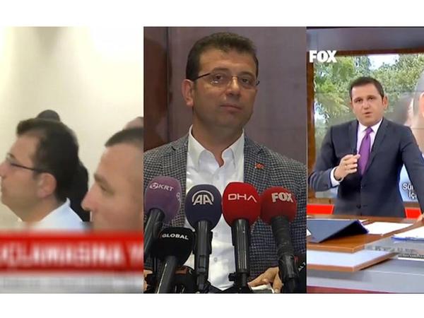 İmamoğlunun aeroport qalmaqalının yeni görüntüləri yayıldı - VİDEO
