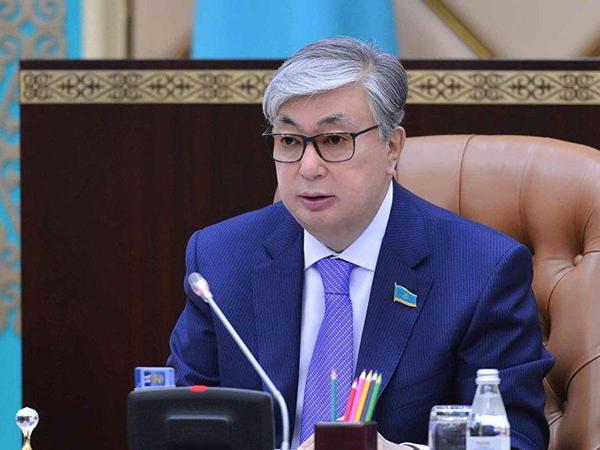 """Tokayev Trampa: """"Çini dalana dirəmə"""""""