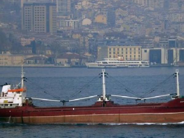 İspaniyada külli miqdarda narkotiklə dolu gəmi saxlanılıb