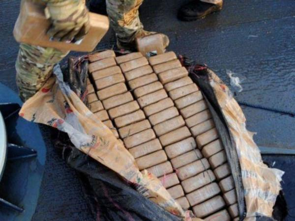 Filadelfiya limanında gəmidə 16,5 ton kokain aşkar edilib