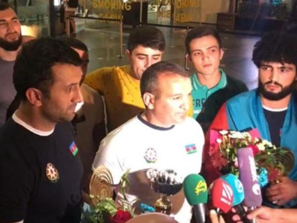 2 idmançımız Tunisdə dünya çempionu oldu