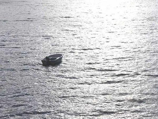 60 yaşlı kişi dənizin ortasında 4 gün ac və susuz qaldı - VİDEO