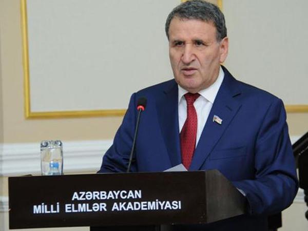 """İsa Həbibbəyli: """"Maaş artımı AMEA-nın 300-dən çox əməkdaşına şamil edilir"""""""