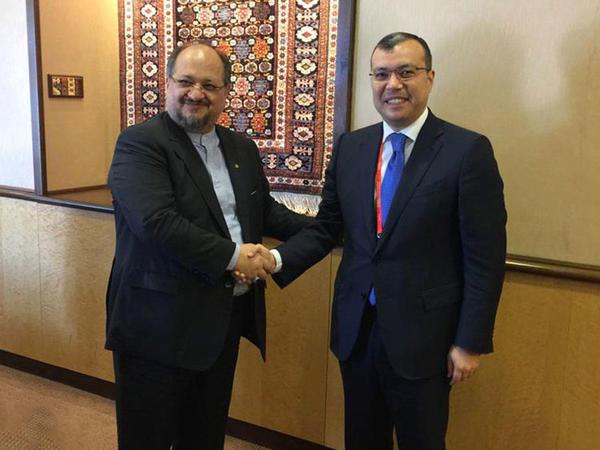 Azərbaycanla İran və İndoneziya arasında gələcək əməkdaşlığa dair fikir mübadilələri aparılıb - FOTO