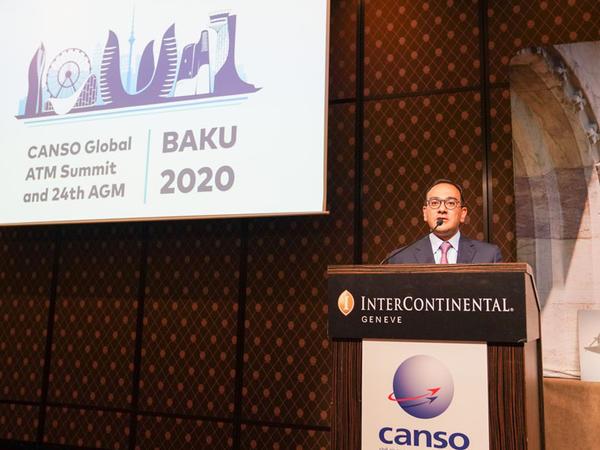 """Cenevrədə """"CANSO 2020: BAKU"""" tədbirinin rəsmi təqdimatı keçirilmişdir - VİDEO"""