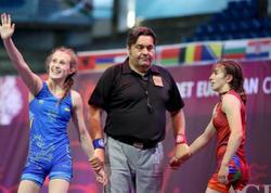 Avropa çempionatında Birgül Soltanova bürünc medal qazandı - FOTO