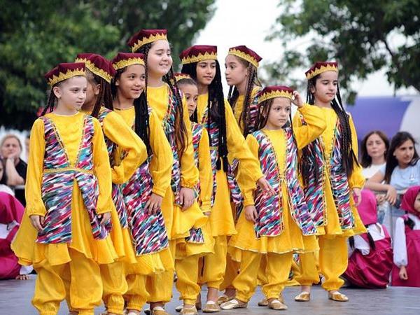 "Bulvarda ""Baku Soul of Art and Dance"" festivalı keçirilib - FOTO"