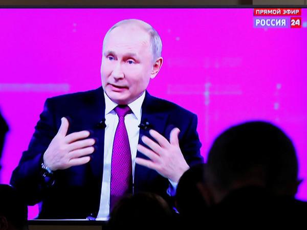 """Putin: """"Zelenski anlamalıdır ki, komediyanın yox, faciənin içərisindədir"""""""