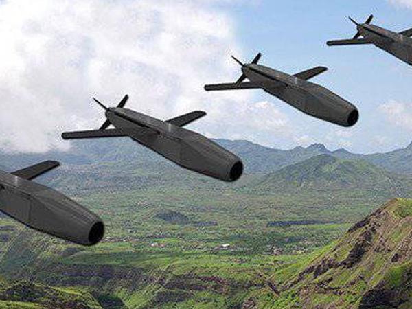 Süni intellektli süzən aviabomba yaradılıb