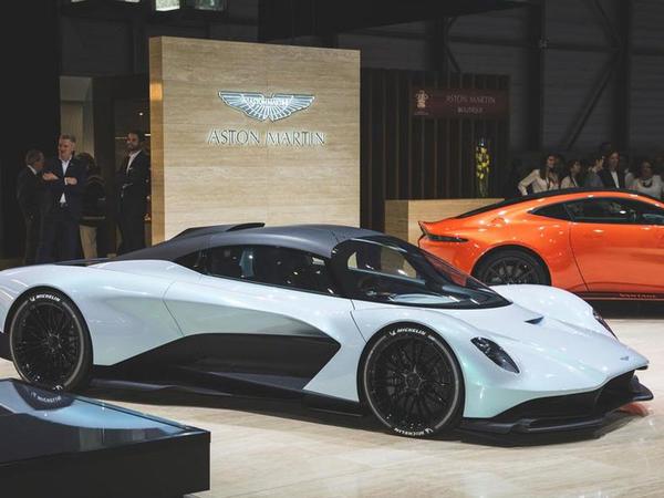 Aston Martininin Valhallası Bond filmində istifadə ediləcək