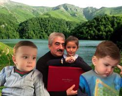 """""""Bizim üçün ailə dəyərləri hər şeydən önəmlidir"""" - Mənim balam - FOTO"""