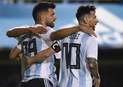 Argentina Amerika Kubokunun play-off mərhələsinə vəsiqə qazanıb