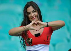"""&quot;Copa Amerika&quot;nın tribuna gözəlləri - <span class=""""color_red"""">FOTOlar</span>"""