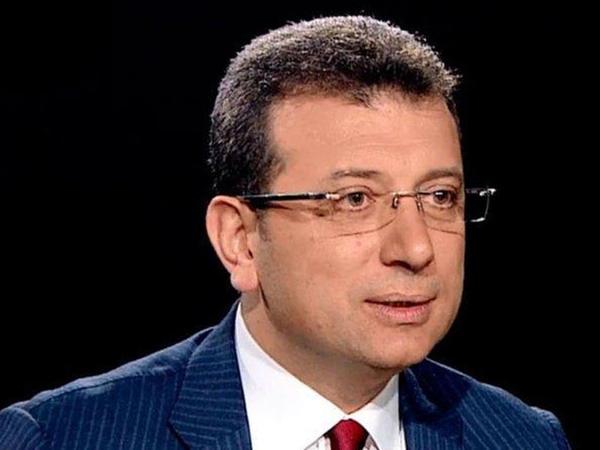 """İmamoğlu: """"İstanbulda qanun və ədalət hökmranlıq edəcək"""""""