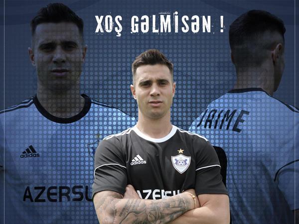 """&quot;Meydana çıxmağı səbirsizliklə gözləyirəm&quot; - <span class=""""color_red"""">""""Qarabağ""""ın transferi</span>"""