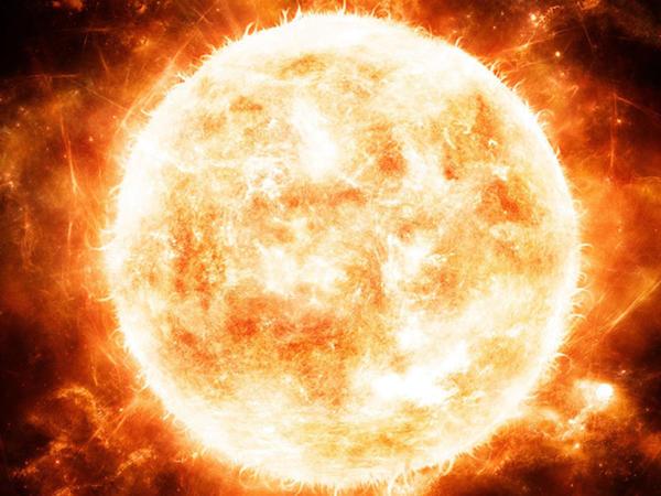 Kosmik hava durumu açıqlandı