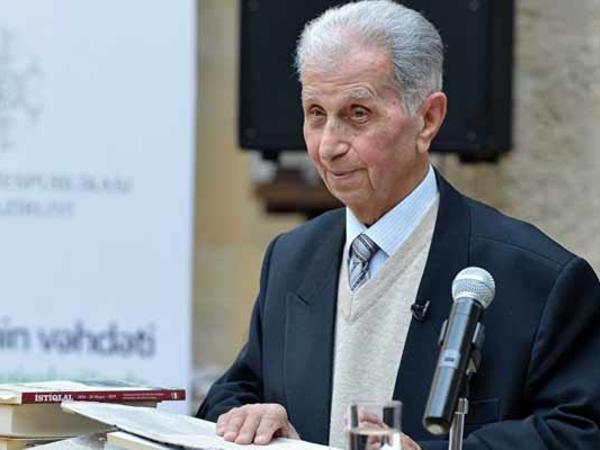 Azərbaycanın tanınmış professoru vəfat etdi