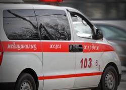 Qazaxıstanda baş verən partlayışlar nəticəsində ölənlərin sayı 2-yə çatdı